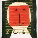 tête 1 - Monotype - Raymond Debiève