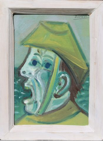 marin - Peinture Huile - Raymond Debiève