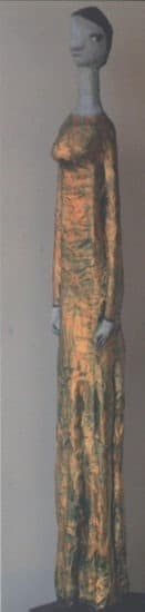 [:fr]Marque page 20 x 5 cm - Femme- 1994[:]