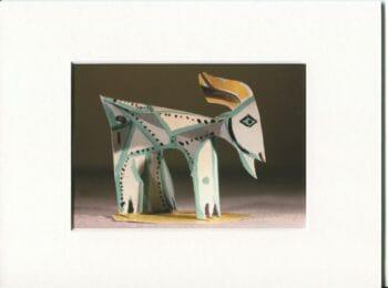 [:fr]Reproduction - Petite chèvre métal - 1969[:]