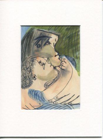 [:fr]Reproduction - Mère et enfant - 1970[:]