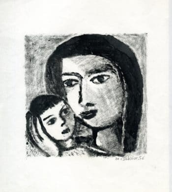Michel Debiève - Monotype
